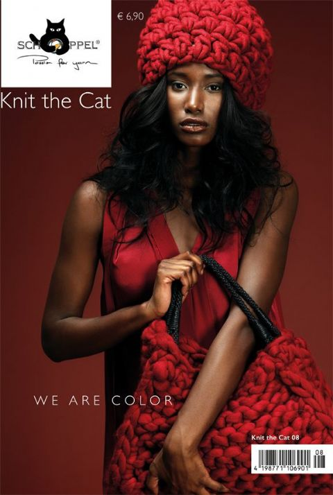 Schoppel KNIT THE CAT 8 We Are Colour GERMAN